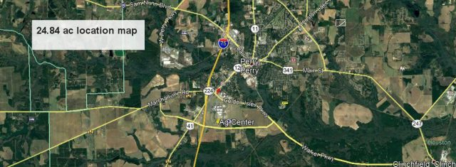 I-75 Commercial/Industrial Development Site