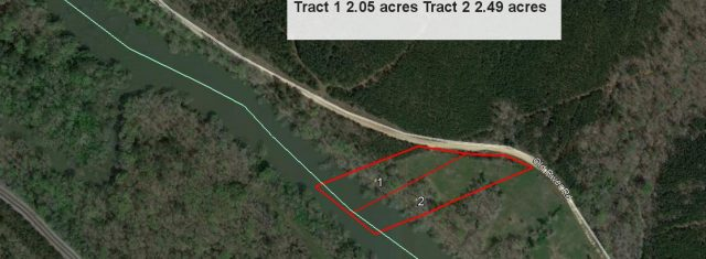 Most affordable River Lot Around! Only One Left!