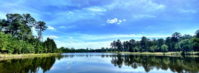 Sellers Farms 15 ac lake 7000 ft Oconee River frontage